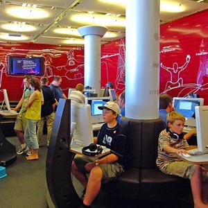 Интернет-кафе Ельца