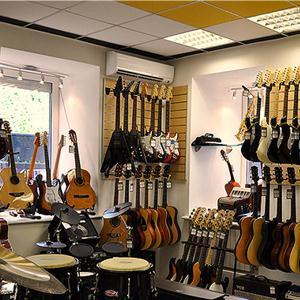 Музыкальные магазины Ельца