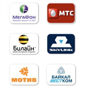 Операторы сотовой связи Ельца