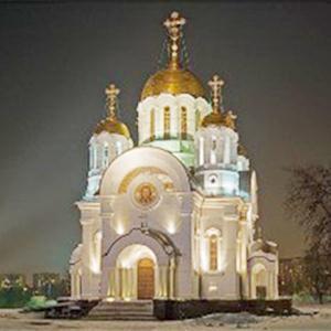 Религиозные учреждения Ельца