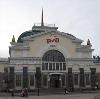 Железнодорожные вокзалы в Ельце