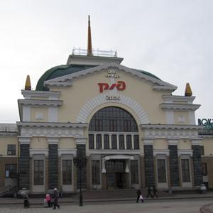 Железнодорожные вокзалы Ельца
